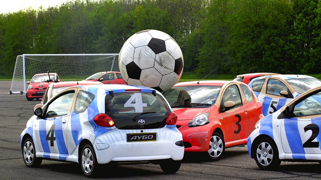 Ten Sports That Would Be Better With Cars