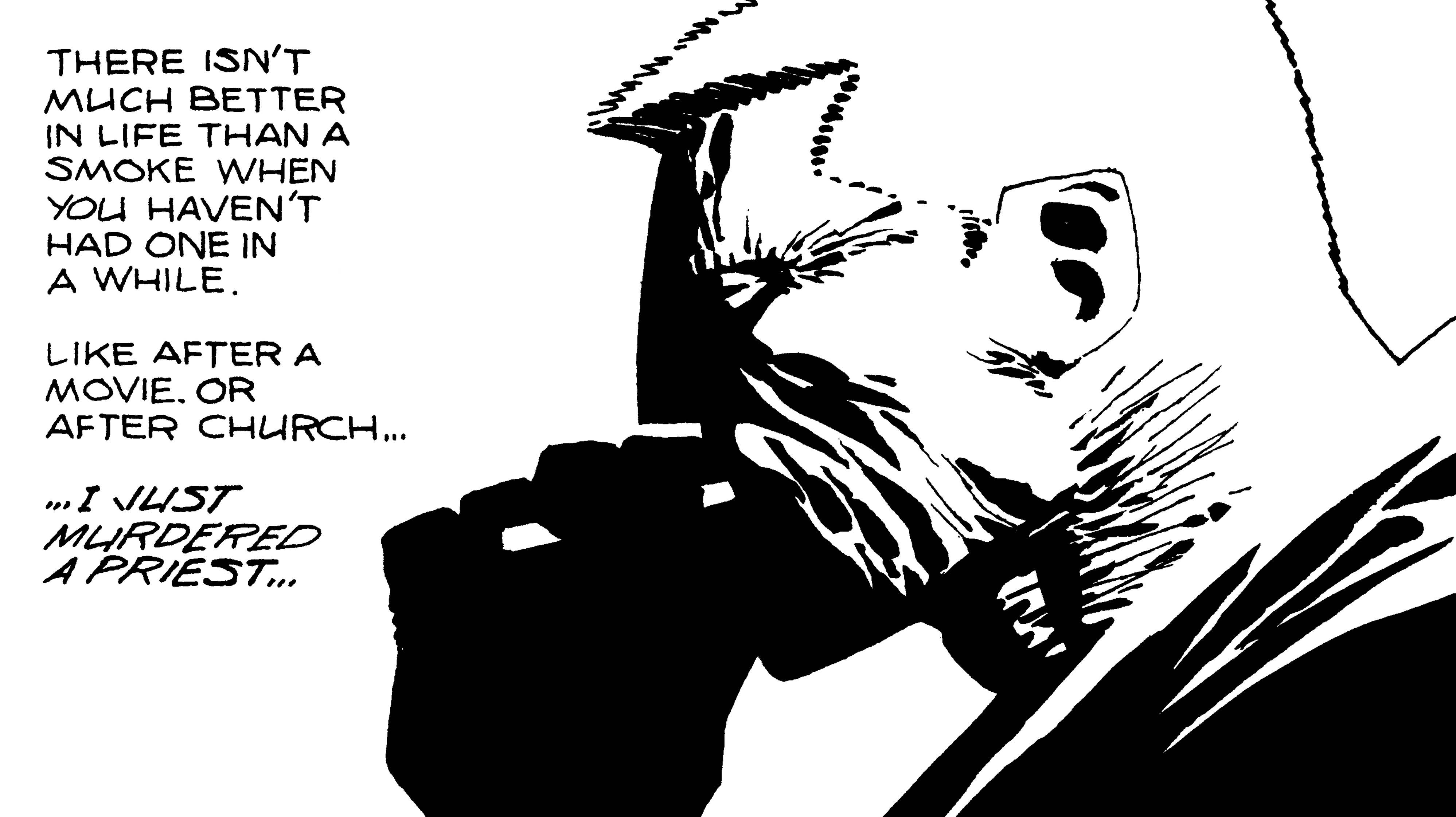 Click here to read Read These Noir Comics Masterpieces to Get Ready for <em>Max Payne 3</em>