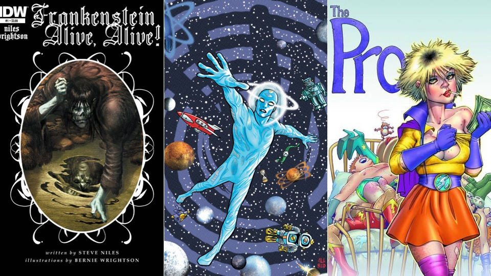 Click here to read Five Comics That Will Make You Leave Your Humanity Behind This Week