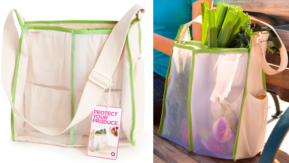 The Future Of Grocery Bags Is Here, And It Involves Pockets