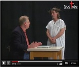 "GodTube: ""Man Watching Porn Caught By Jesus"""