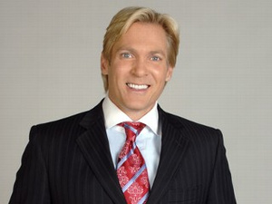 Like CNN anchor Anderson Cooper, ABC weatherman Sam Champion has been ...
