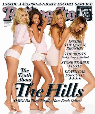 Girl-On-Girl Magazine Covers: Shameless, Popular As Ever