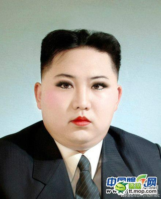 North Korea's Dictator Never Has Bad Hair Days, Only Awesome Ones