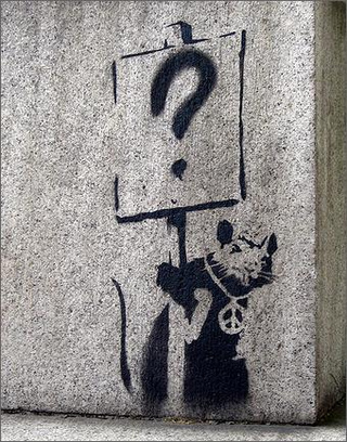 Banksy Revealed?! (Not By Us)