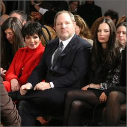 Weinstein Boots Halston Designer For Lack Of Sexiness