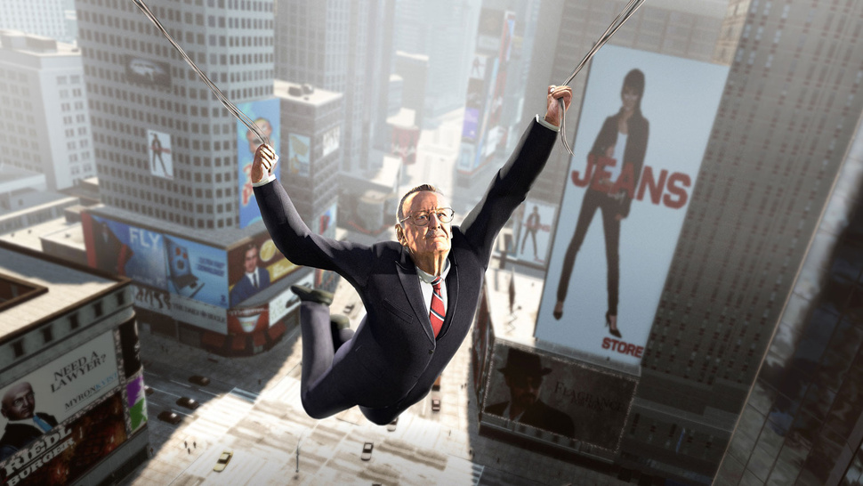 Amazon-Exclusive <em>Spider-Man</em> Preorder Bonus Lets You Play as the Amazing Stan Lee