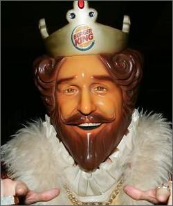 Family Guy Creator To Make Burger King Mascot Even More Disturbing
