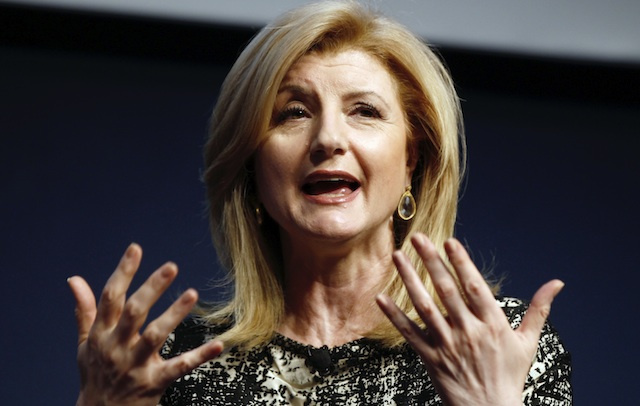 Arianna Huffington Got Bored with These Tech Blogs So Now AOL's Selling Them