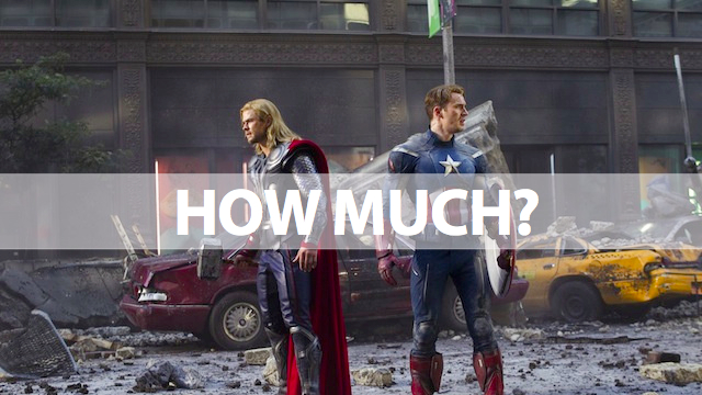 Click here to read The Damage to NYC in <em>The Avengers</em> Would Cost $160 Billion to Repair