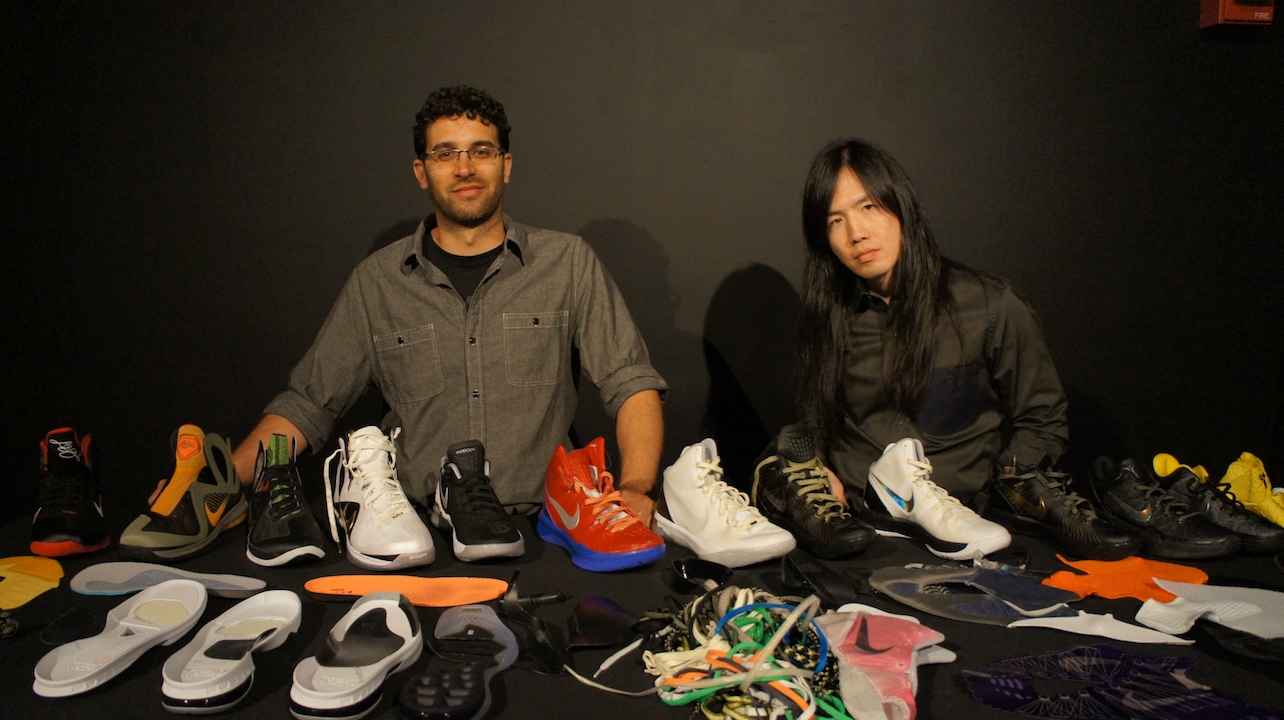Carbon Fibre And Kevlar To Make The Best Basketball Shoes In The World