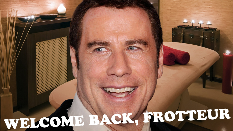 John Travolta's Allegedly Gay Penis: A History After decades of rumored gay ...