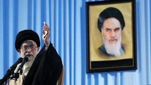 "Iranian Supreme Leader's Antifiltering Fatwa Filtered for Mentioning ""Antifiltering"""