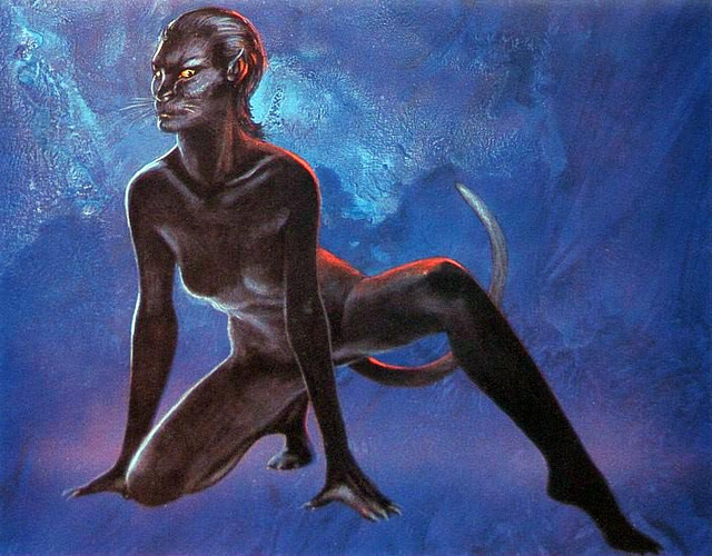 Concept Art and Photos from the Catwoman Movie that Never Happened