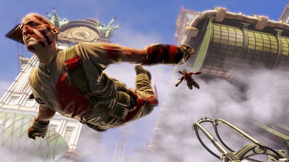 Two Wildly Different Ways to Blow Up Airships in <em>Bioshock Infinite</em>
