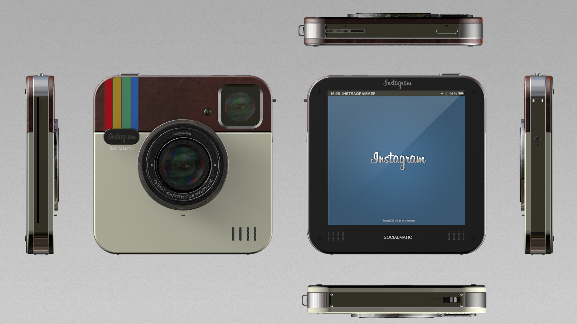 Would You Buy This Facebook Instagram Concept Camera If It Were Real?