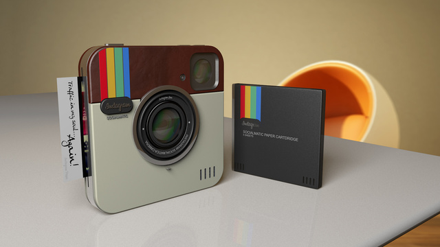 Most Dickheads Would Buy This Facebook Instagram Concept Camera If It Were Real