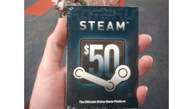 Gamestop to start selling Steam gift cards. : gaming