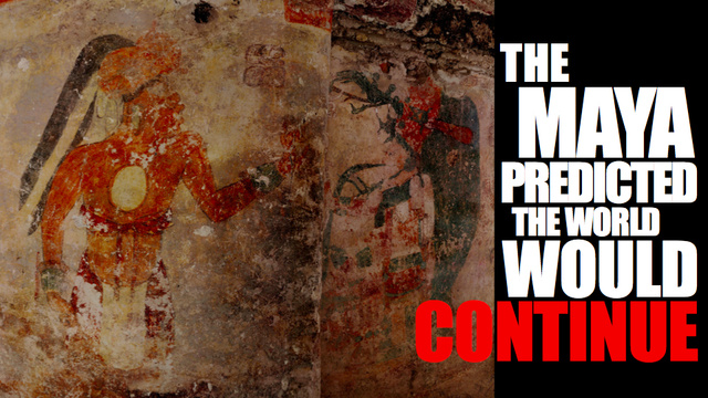 This is the oldest Maya Calendar Ever Discovered