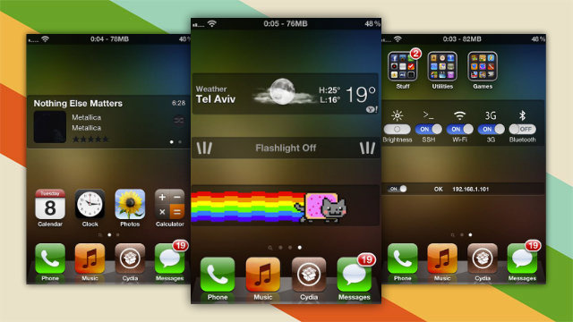 Dashboard X Adds Live Homescreen Widgets to Your iPhone