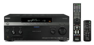 Sony Elevated Standard Home Theater Receivers Have Wi-Fi, Faroudja Upscaling Technology