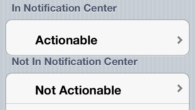 Click here to read Turn Off All Your Alerts—Except the Immediately Actionable Ones