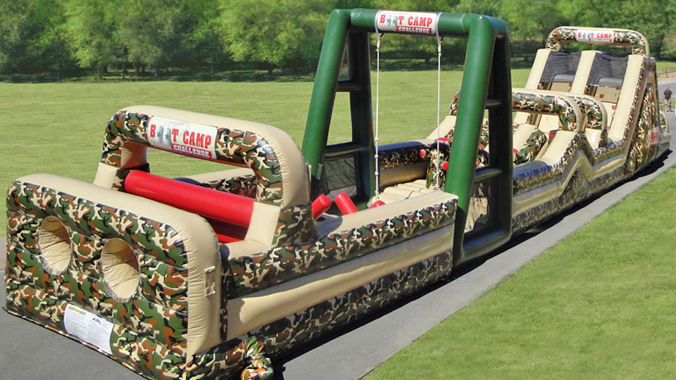 Click here to read This Inflatable Boot Camp Would Make the Draft Obsolete