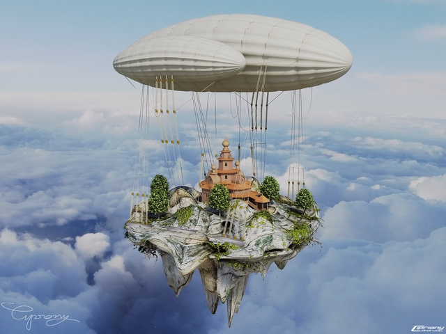 The Coolest Airship Pictures You've Ever Seen