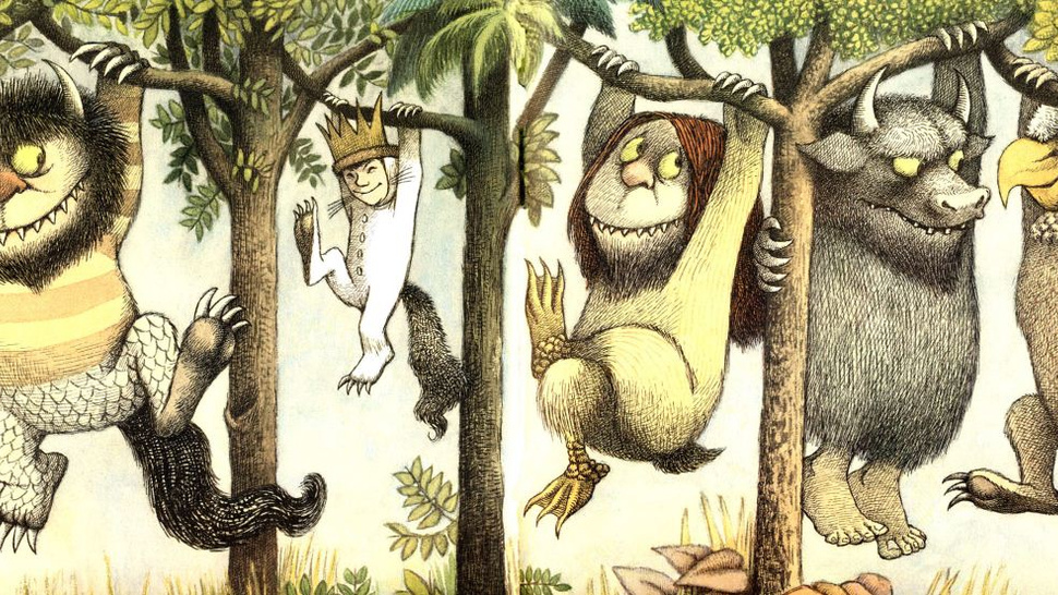 Touching, Beautiful Uncensored Outtakes from Colbert's Maurice Sendak Interview