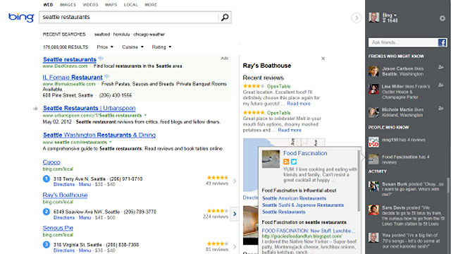 "Bing's Major Overhaul: A More Earnest Version of What Google Claimed to Do with ""Search Plus Your World"""