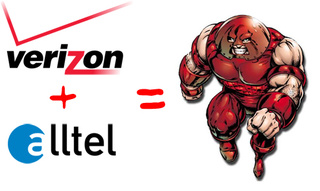 Verizon In Talks to Buy Alltel, Become Biggest Wireless Carrier With Over 80 Million Subscribers