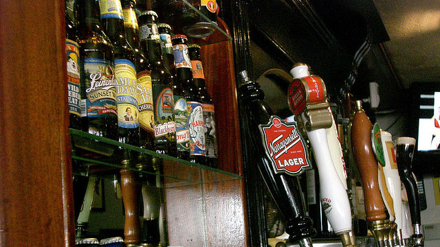 Click here to read Beer on Tap or in a Bottle? Here's How to Order the Best Beer