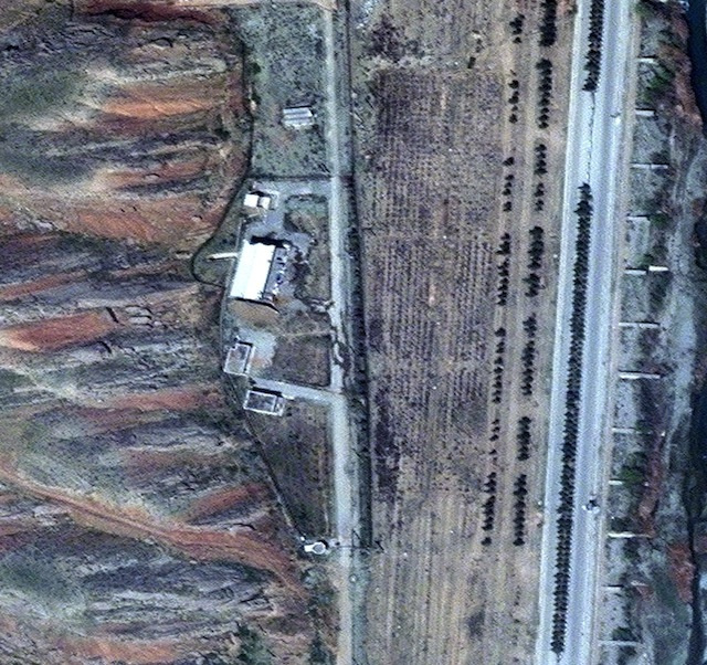 Sat Photos May Show Iran Hiding Nuke Gear