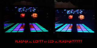 Sony Hosts XBR8 LED LCD vs. Plasma Shootout (You'll Never Guess Who Wins)