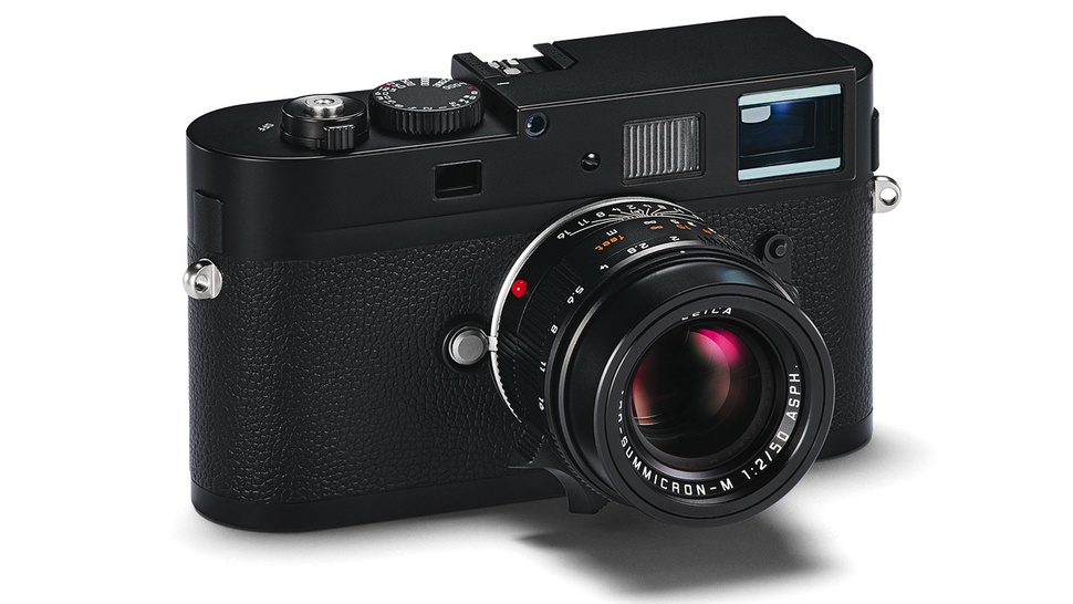 Leica M Monochrom Only Shoots in Black and White and That's Awesome