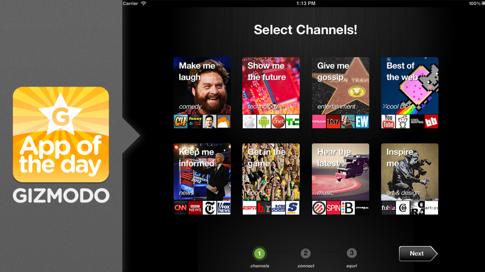 Squrl: Find The Best Videos And Shows To Fuel Your TV Needs
