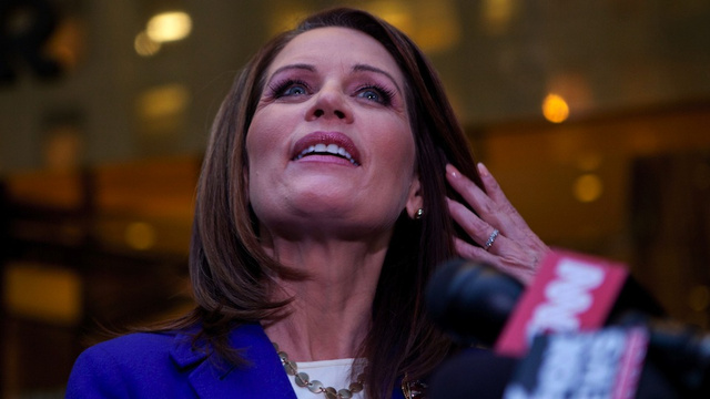 Michele Bachmann Renounces Swiss Citizenship Because She Loves America So Much