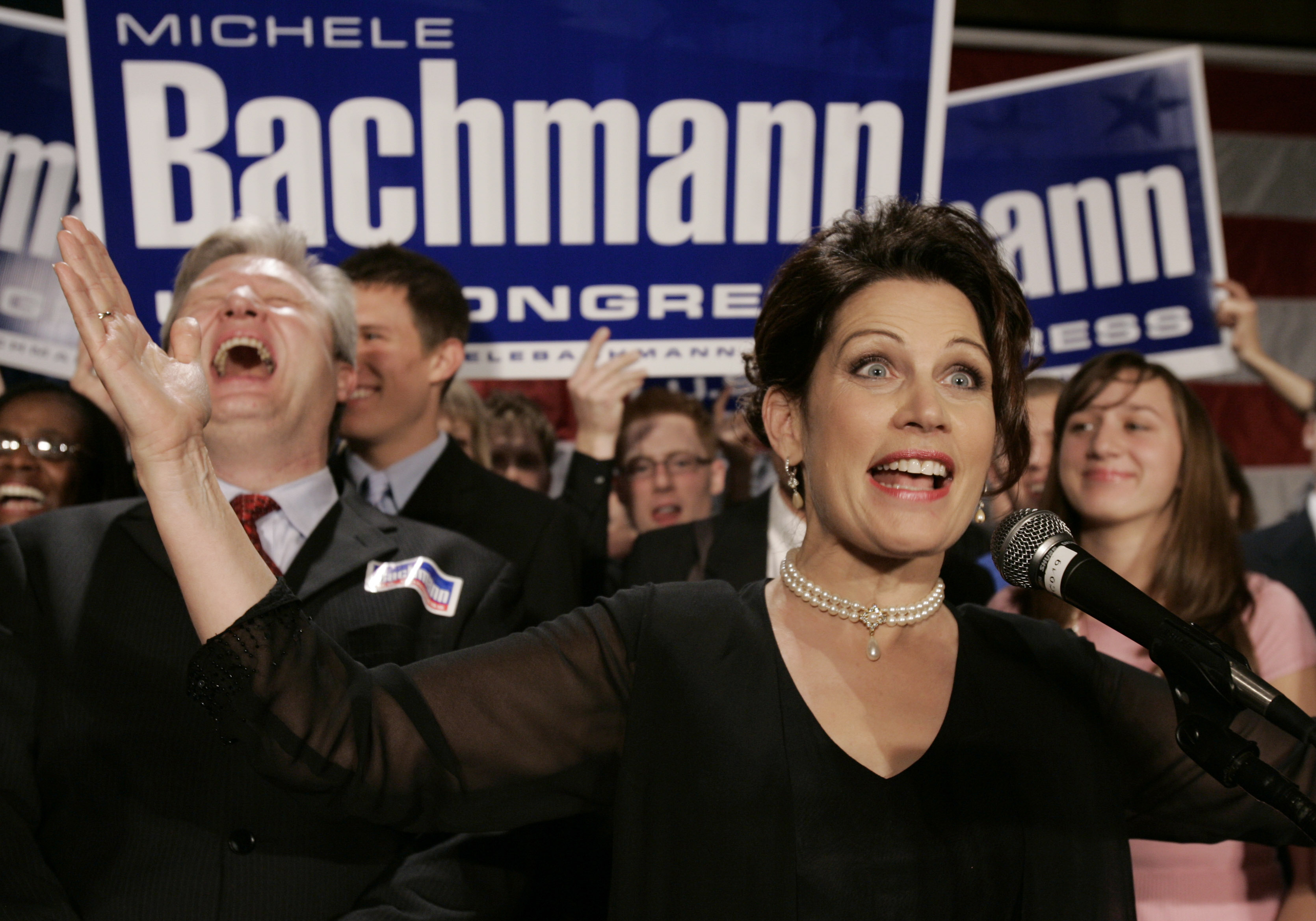 Click here to read Michele Bachmann Rejects Swiss Citizenship Because God Bless America