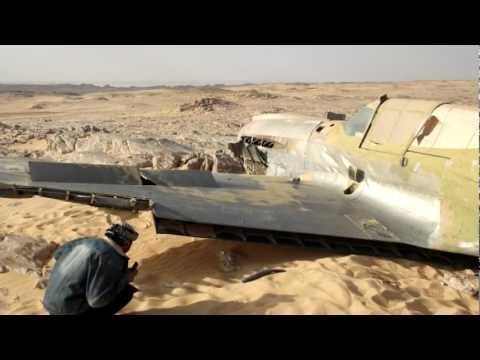 Click here to read World War II Fighter Plane Found in the Sahara Desert After 70 Years
