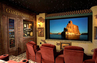 Money Can't Buy Taste: The Tackiest $150,000 Home Theater You'll Ever See