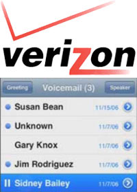 Visual Voicemail Coming to Verizon... For a Price