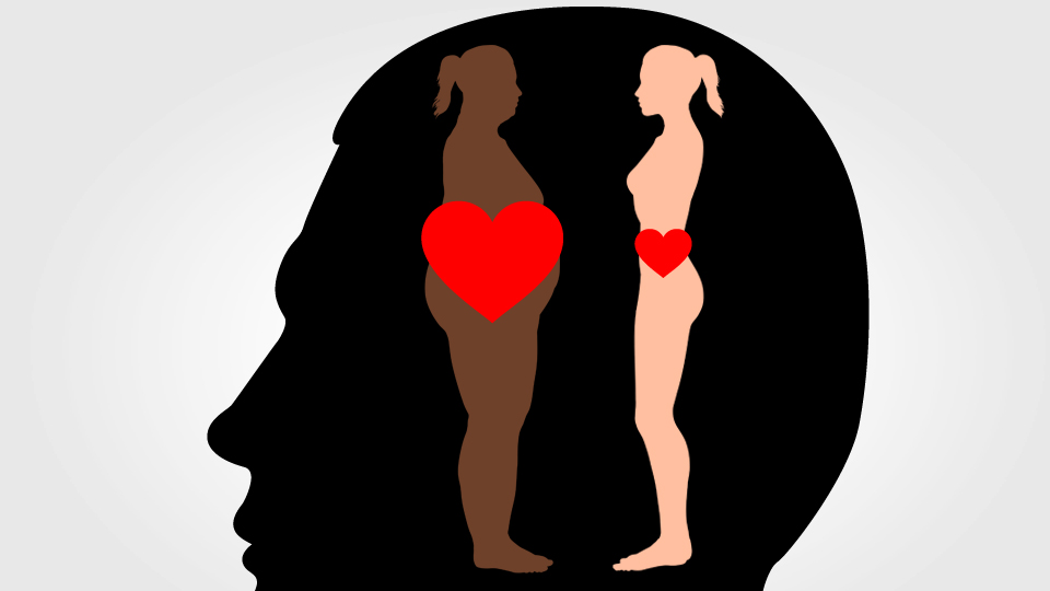 Are Men Attracted to What They Think Other Men Approve Of?