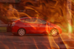Aftermarket Plug-In Prius Battery Causes Balls of Fire, Explosion