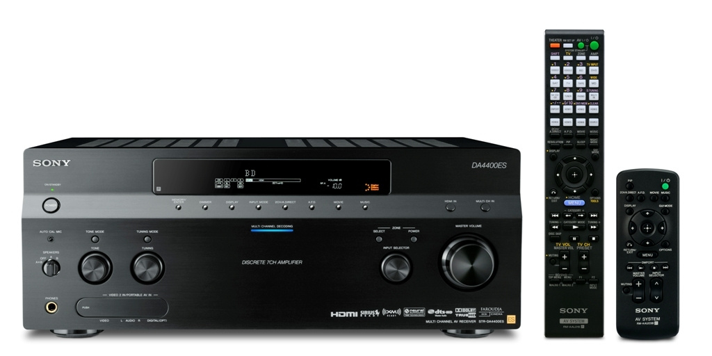 Sony High End STR-DA4400ES Receiver