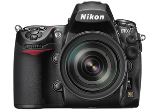Nikon D700 DSLR Official: D3's Big Sensor In a Smaller Body for $2999