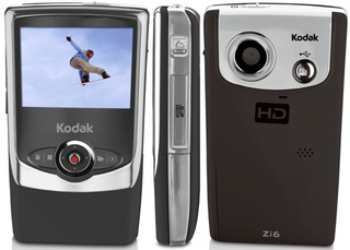 Kodak Zi6 Might Be Best Pocket Camcorder Yet