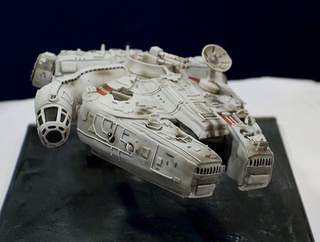 Millennium Falcon Cake Can't Hyperspace, But is Best Birthday Cake Ever