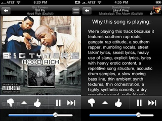 Pandora For iPhone Updated With Stereo