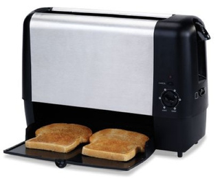 Concept Toast-Dropping Toaster is Real After All: The Trapdoor Toaster