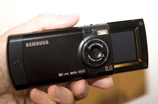 Samsung's i8510 Boasts Almost Everything, Plus An 8 Megapixel Camera